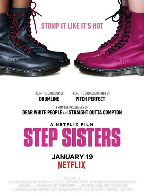 Step Sisters FRENCH WEBRIP 2018