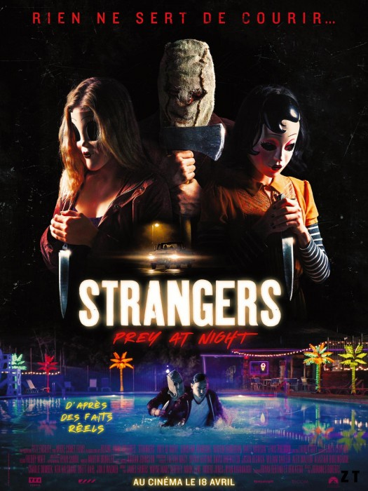 Strangers: Prey at Night FRENCH BluRay 1080p 2018