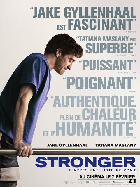 Stronger FRENCH DVDRIP 2017