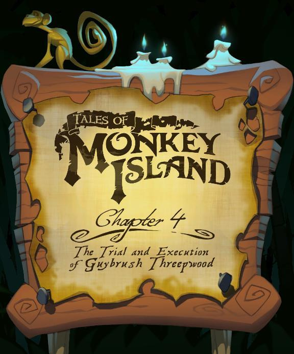 Tales of Monkey Island Ep 4 (+Patch) (PC)