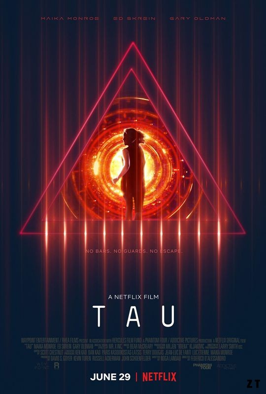 Tau FRENCH WEBRIP 1080p 2018