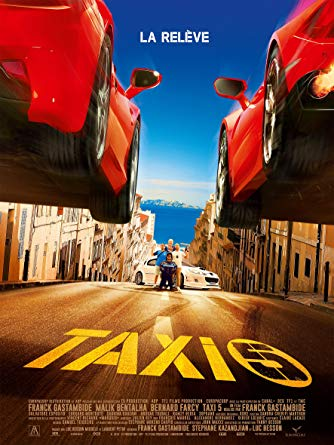 Taxi 5 FRENCH DVDRIP 2018