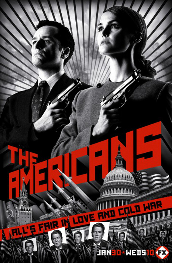 The Americans Saison 1 FRENCH HDTV