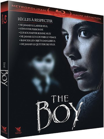 The Boy FRENCH DVDRIP x264 2016