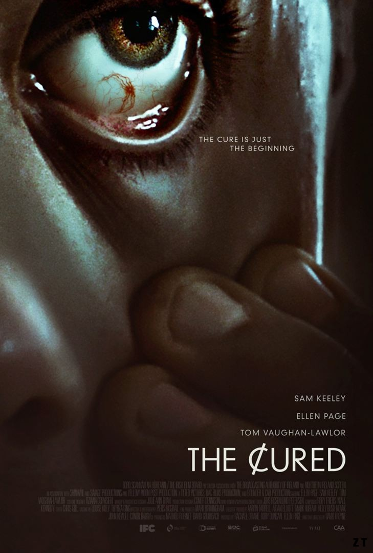 The Cured PROPER FRENCH WEBRIP 1080p 2018