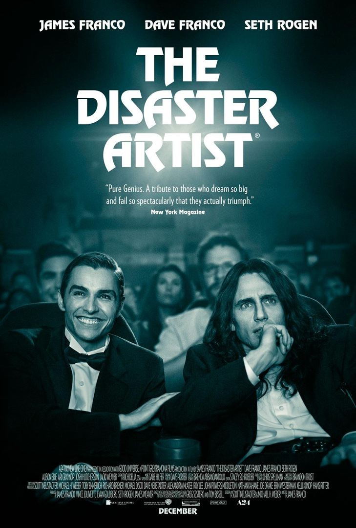 The Disaster Artist FRENCH WEBRIP 1080p 2018
