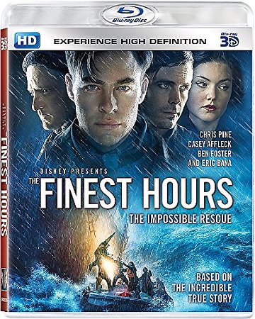 The Finest Hours FRENCH BluRay 1080p 2016