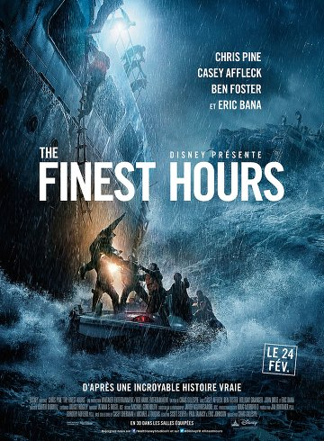 The Finest Hours FRENCH DVDRIP 2016