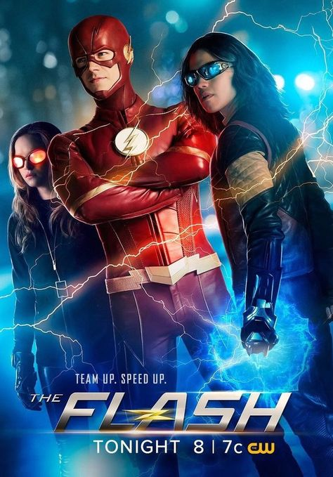 The Flash Saison 5 FRENCH HDTV
