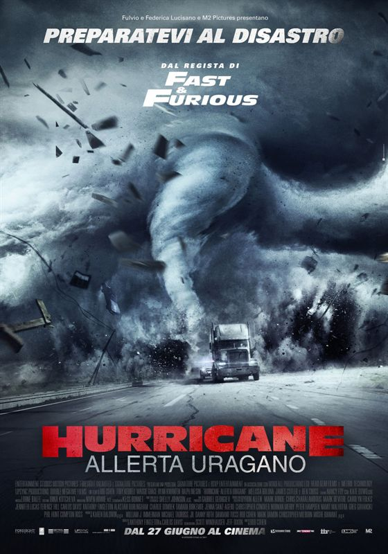 The Hurricane Heist FRENCH BluRay 720p 2018