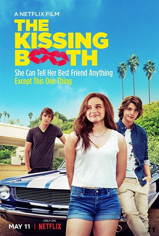The Kissing Booth FRENCH WEBRIP 1080p 2018