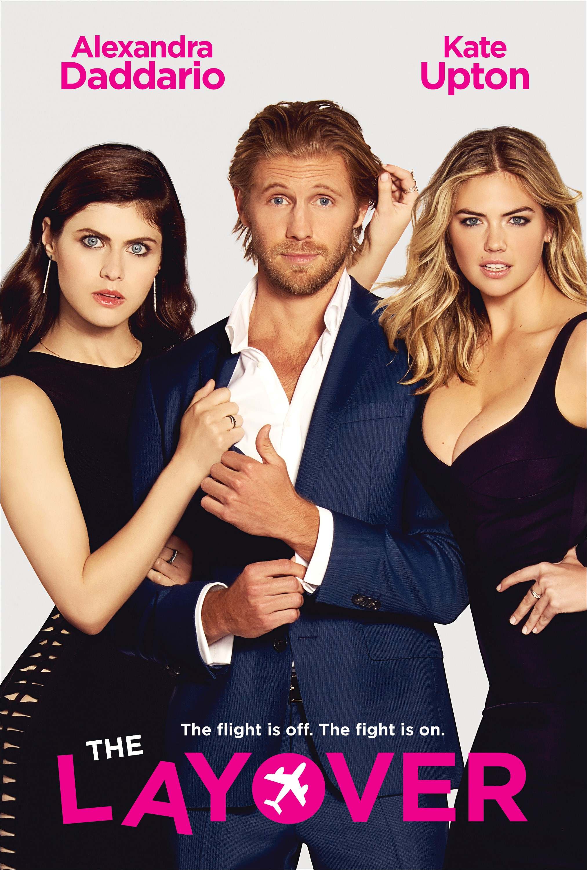 The Layover FRENCH WEBRIP 2018