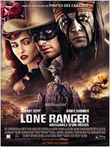 The Lone Ranger FRENCH DVDRIP AC3 2013