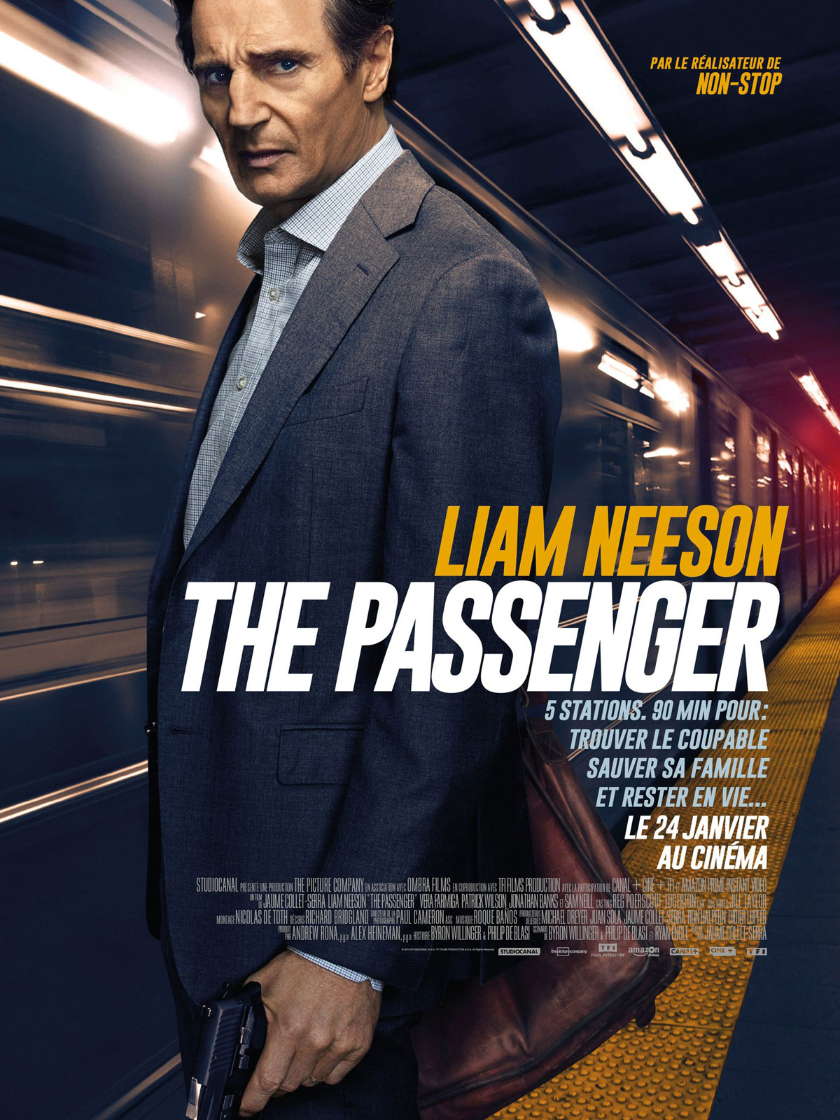 The Passenger FRENCH WEBRIP 2018