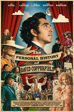 The Personal History Of David Copperfield FRENCH BluRay 1080p 2020