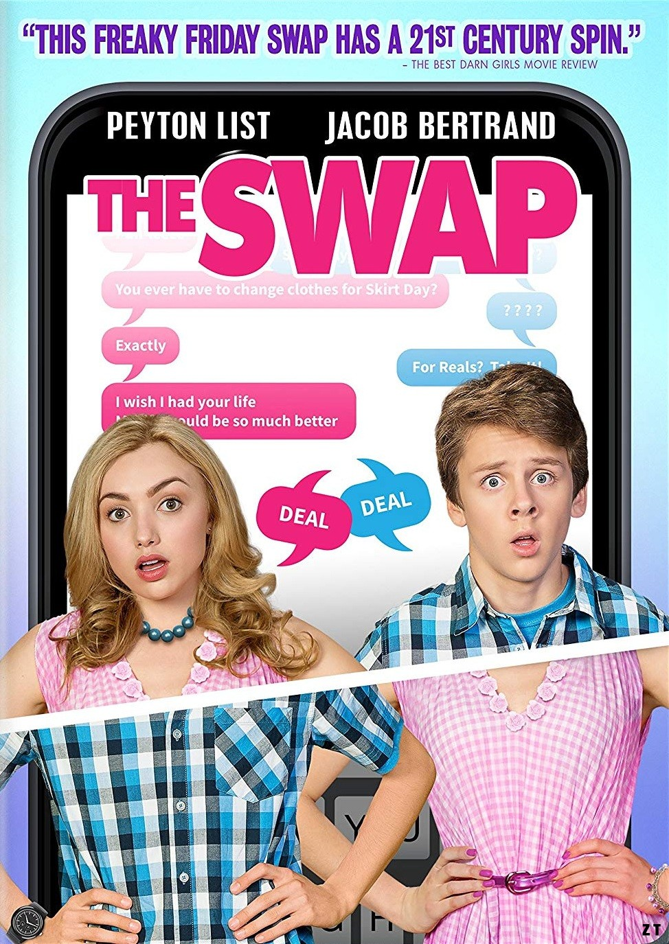 The Swap FRENCH WEBRIP 2018