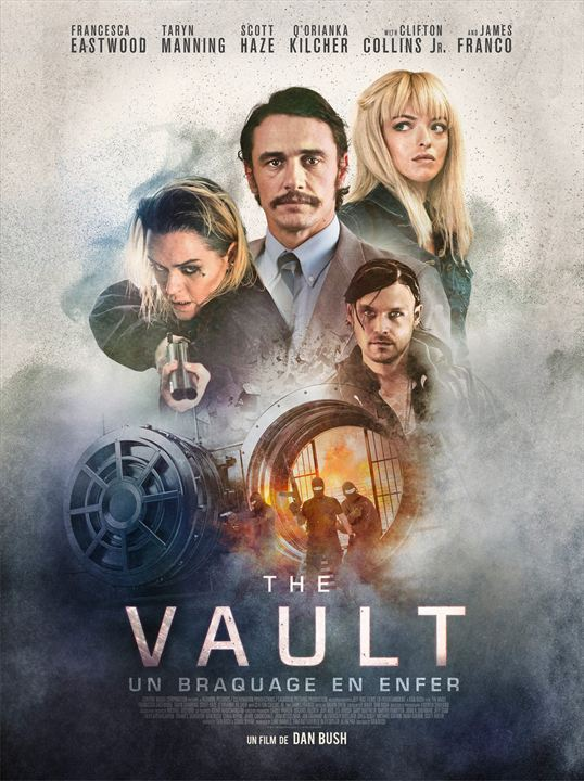 The Vault FRENCH BluRay 1080p 2018