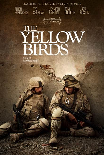 The Yellow Birds FRENCH DVDRIP 2019