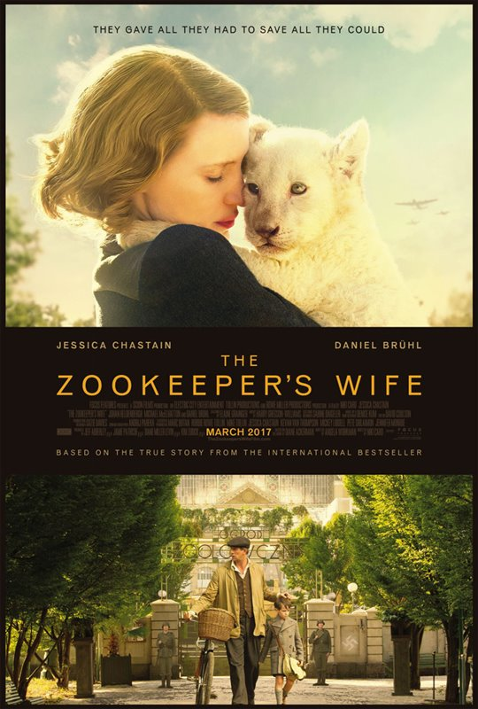 The Zookeeper's Wife FRENCH DVDRIP 2017