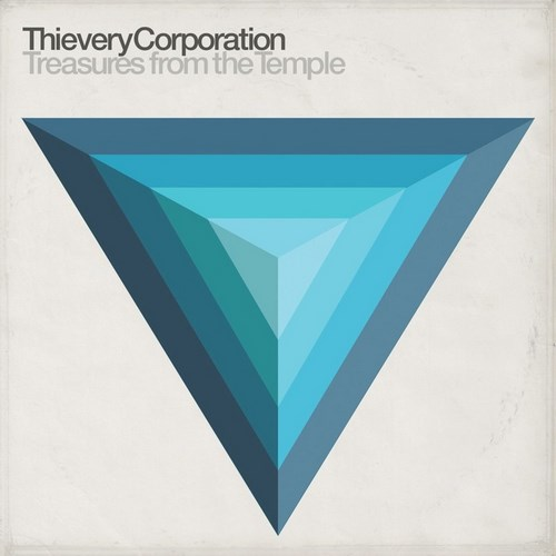 Thievery Corporation - Treasures from the Temple 2018
