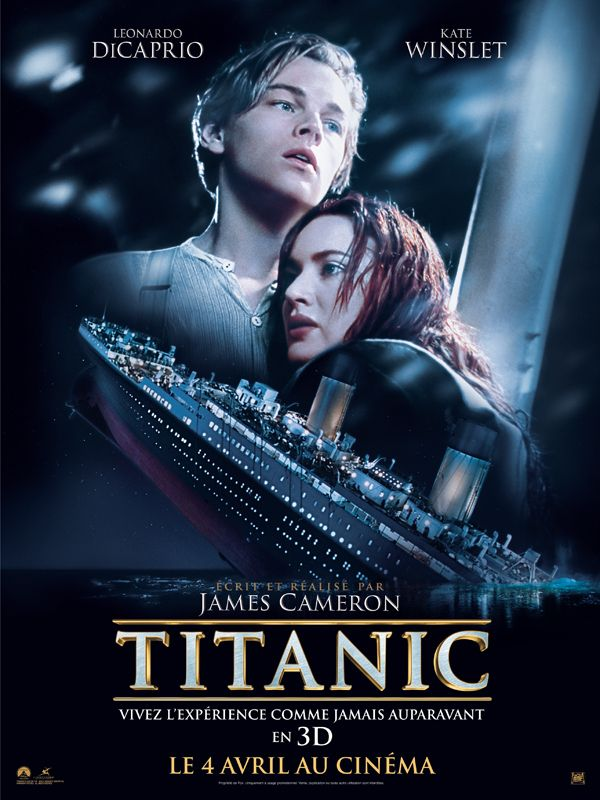 Titanic FRENCH HDLight 1080p 1997