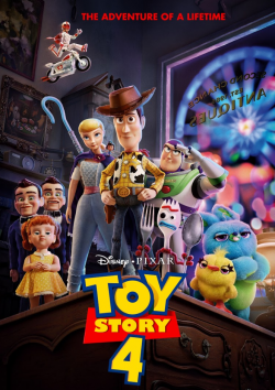 Toy Story 4 FRENCH DVDRIP 2019