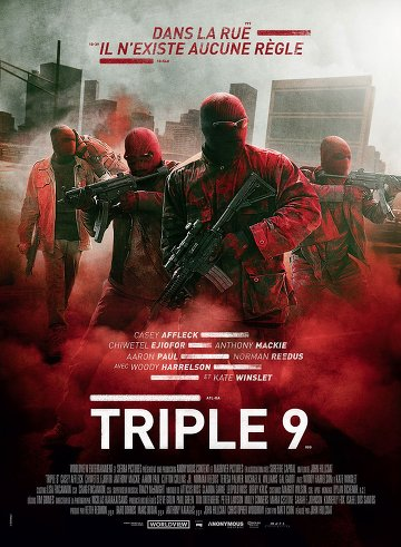 Triple 9 PROPER FRENCH DVDRIP 2016