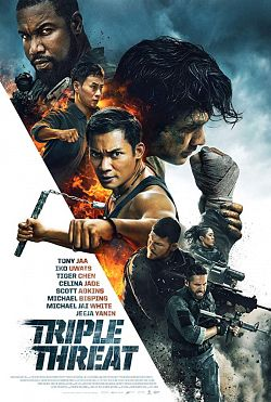 Triple Threat TRUEFRENCH WEBRIP 1080p 2019