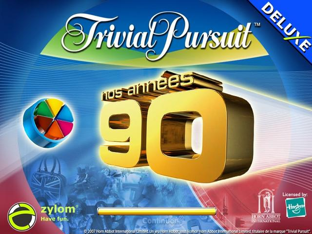Trivial Pursuit Nineties Deluxe (PC)