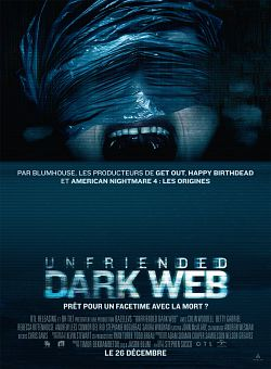Unfriended: Dark Web FRENCH BluRay 1080p 2019