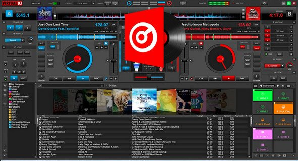Virtual DJ Pro 2021 8.5.Build 6156