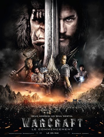 Warcraft : Le commencement FRENCH DVDRIP x264 2016