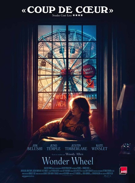 Wonder Wheel FRENCH DVDRIP 2018