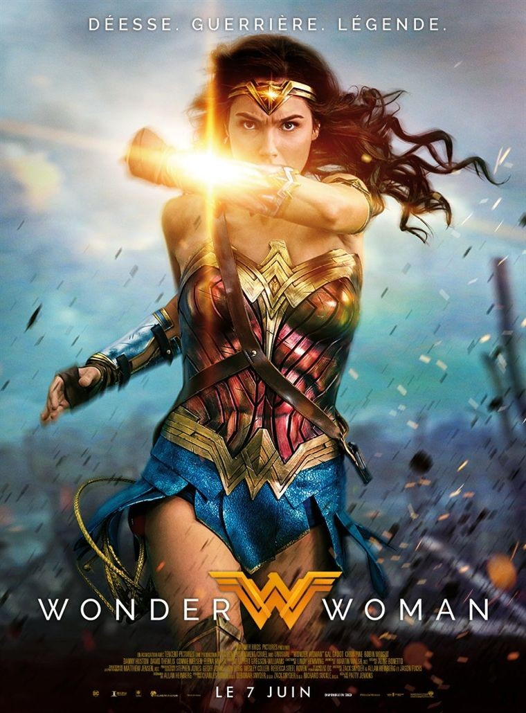 Wonder Woman FRENCH BluRay 1080p 2017