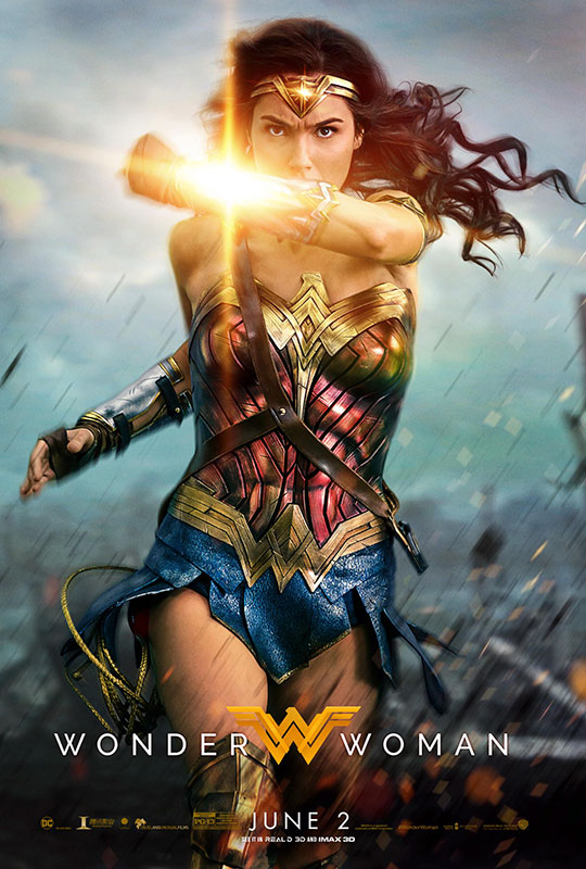 Wonder Woman VOSTFR WEBRIP 2017