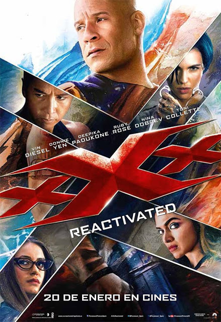 xXx : Reactivated FRENCH BluRay 720p 2017