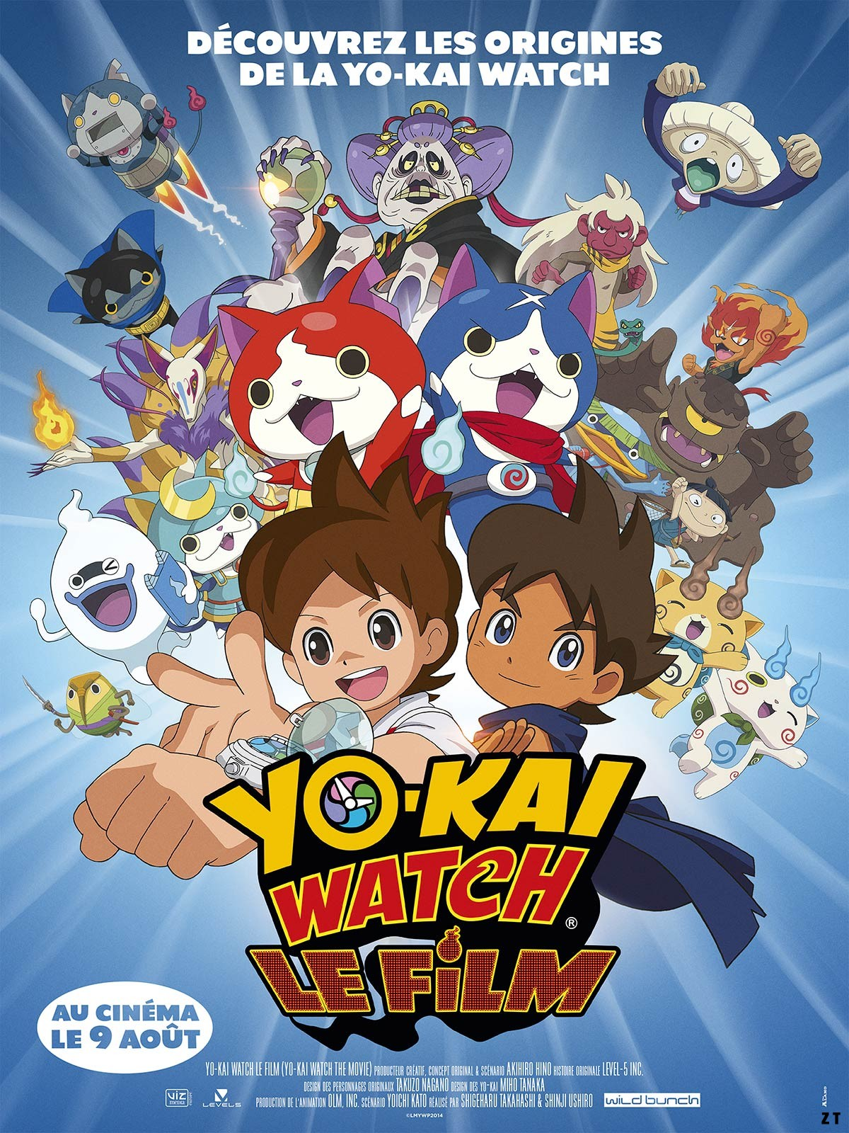 Yo-Kai Watch, le film FRENCH WEBRIP 2017