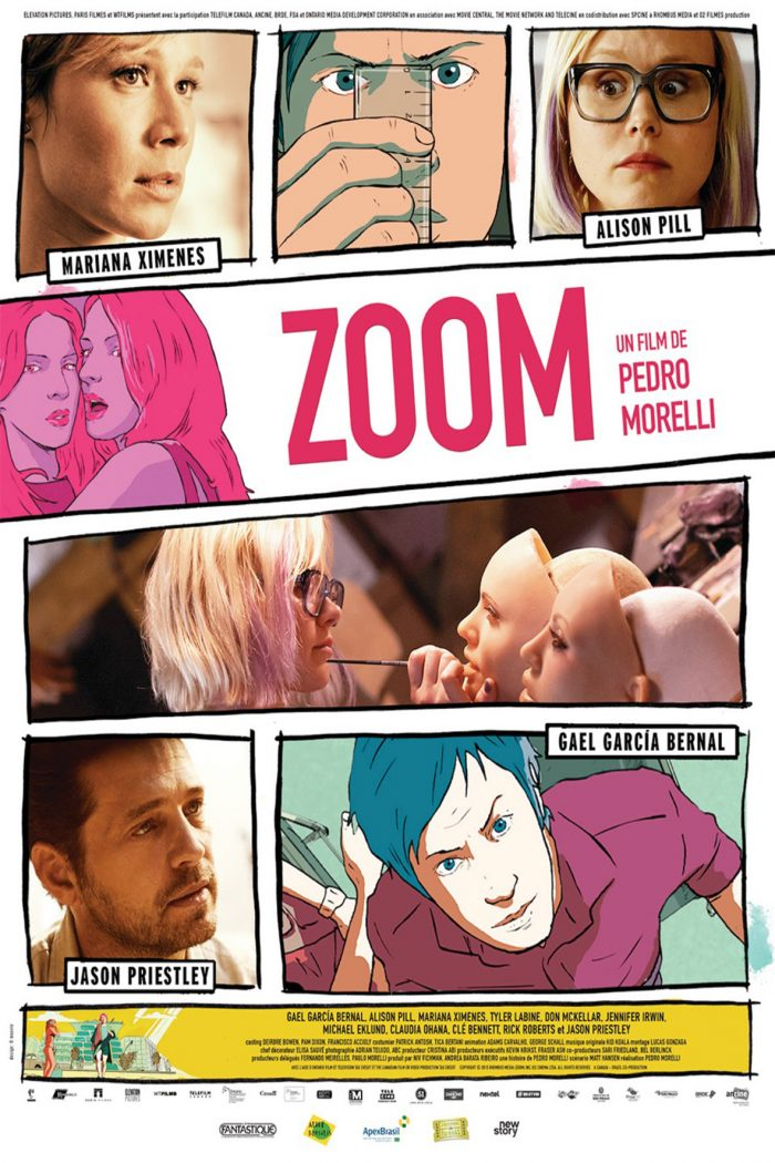 Zoom FRENCH WEBRIP 1080p 2018